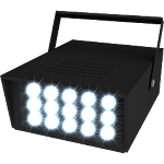 Strobe Light Programmable Icon