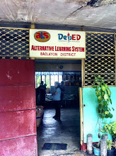 Photo: Alternative Learning System in Baclayon