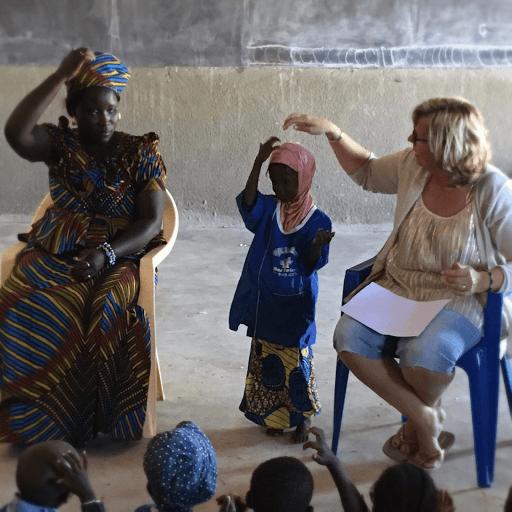 action humanitaire en Afrique