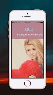 OCD - obsessive compulsive disorder - náhled