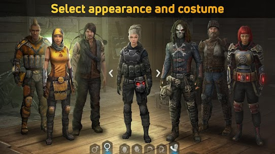 Dawn of Zombies MOD APK (Unlimited Money) 1