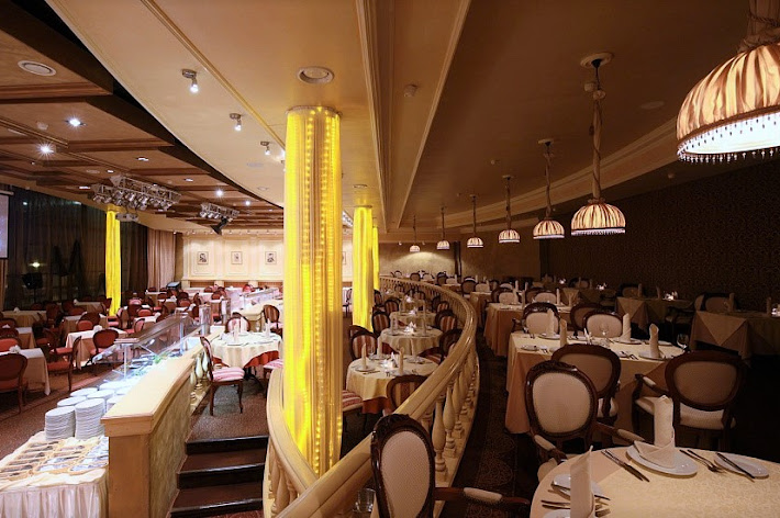 Фото №8 зала Ресторан «Партер»