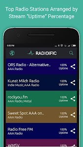 DJ Music Radio screenshot 0