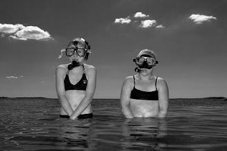 Photo: The mermaids