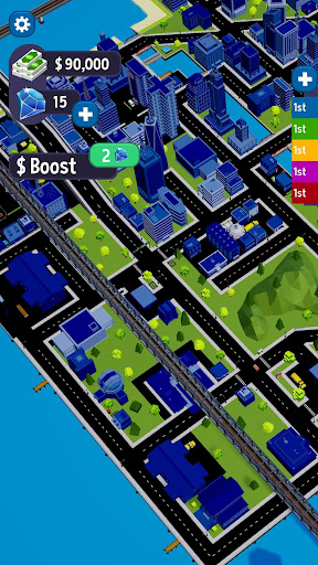 Télécharger Cityloop APK MOD (Astuce) screenshots 4