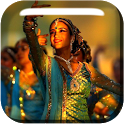 Indian Dance Live Wallpaper icon