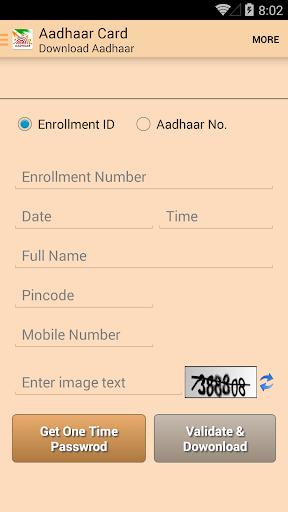 Instant Aadhaar Card screenshot 4