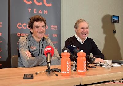 Witte rook voor ploeg van Van Avermaet nog voor de Tourstart?