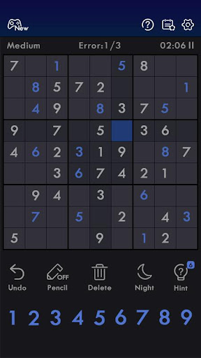 Sudoku 1.0.3 screenshots 11