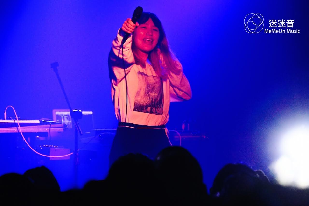 【迷迷現場】(圖多)「日曜 LIVE」第二彈 TEMPALAY 對上 美秀集團 TEMPALAY主唱:「到2500年為止都請大家多多指教!」