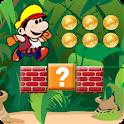 Forest World Of Mario Ninja icon