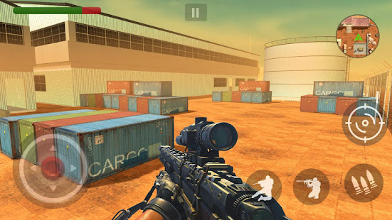 FPS Counter Attack Critical Strike v1 2 Mod (Unlock all guns