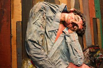 Photo: Antonio Berni Juanito dormido -detalle- 1978. Colección MALBA, Fundación Costantini, Buenos Aires. Expo: Antonio Berni. Juanito y Ramona (MALBA 2014-2015)