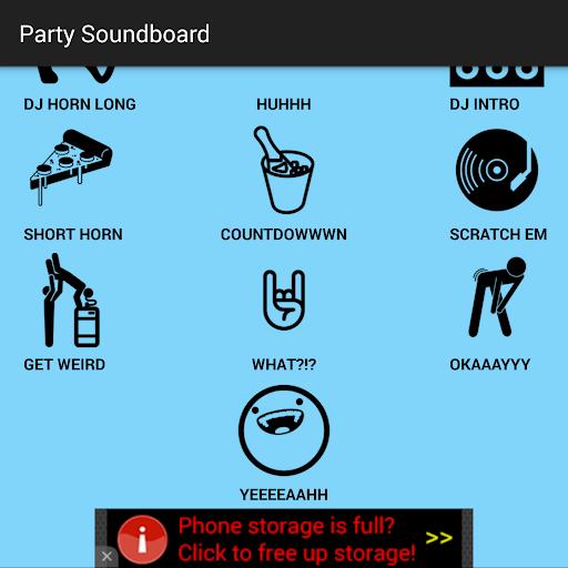 玩免費音樂APP 下載Party Soundboard app不用錢 硬是要APP