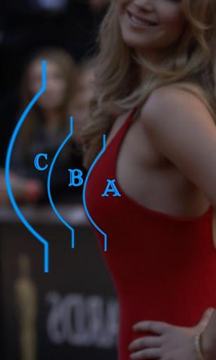 【免費娛樂App】Bra Size Scanner (prank)-APP點子