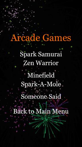 Fireworks Arcade screenshot 2