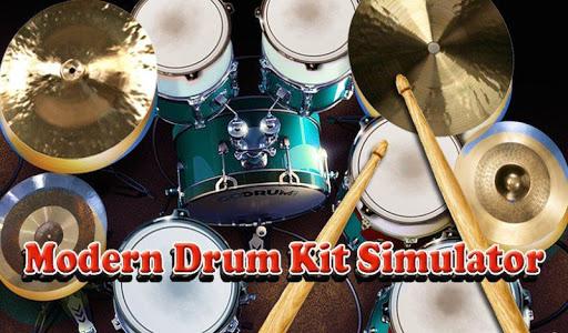 Modern Drum Studio