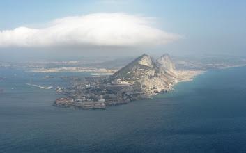 Photo: Tähän päättyy Eurooppa etelässä - Gibraltar