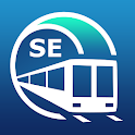 Stockholm Metro Guide and Subway Route Planner icon