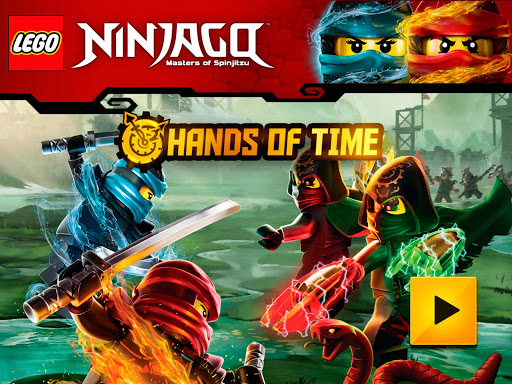 THE LEGO® NINJAGO® MOVIE™ app screenshot 13