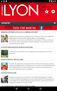 Lyon - Application officielle- screenshot thumbnail