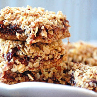 Cherry Oat Bars-gluten free