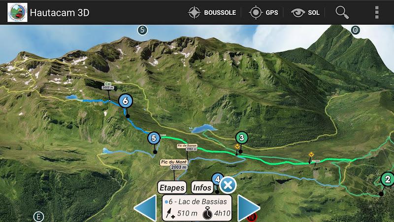 Скриншот Hautacam Eté 3D