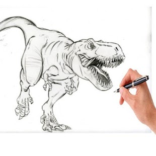 How to draw dinosaurs step by step android apps on google play how to draw dinosaurs step by step screenshot thumbnail ccuart Gallery