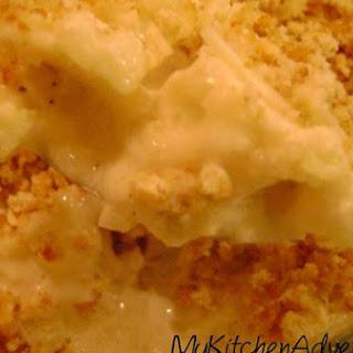 Lightened Up Cauliflower Gratin