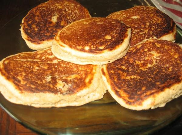 Puffy Buckwheat Pancakes Recipe