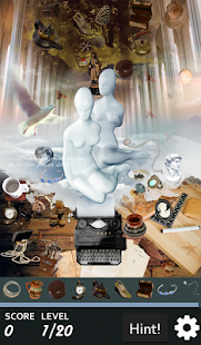 Hidden Object - Writer's Muse- screenshot thumbnail