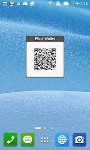 Blink Wallet- screenshot thumbnail
