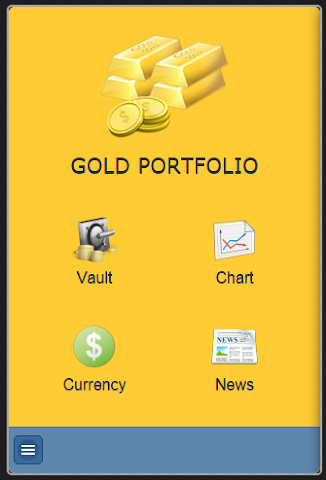android Gold Portfolio Screenshot 0