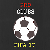 Pro Clubs Search for Fifa 17