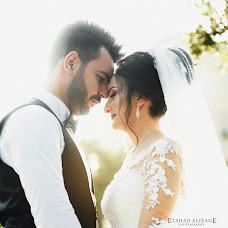 Wedding photographer Elshad Alizade (elshadalizade). Photo of 31.07.2018