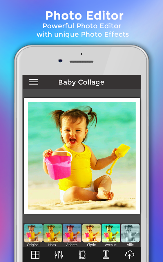 Baby Pic Collage Maker & Story Photo Editor - Android Apps on Google Play