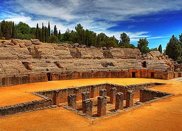 Ruinas It&aacute;lica <br> 6 Kil&oacute;metros