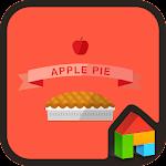 Apple Pie LINE Launcher Theme Icon