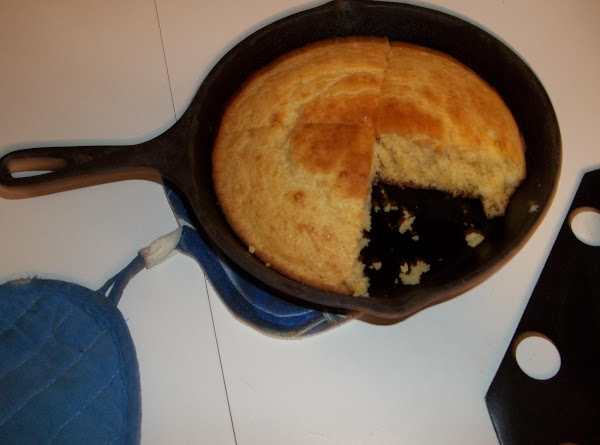 Texas Cornbread (sallye) Recipe