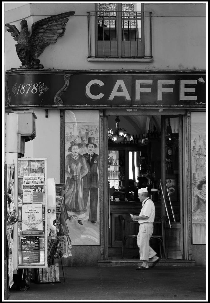 Mille storie in un.. Caffe' di ETTORE STABILINI
