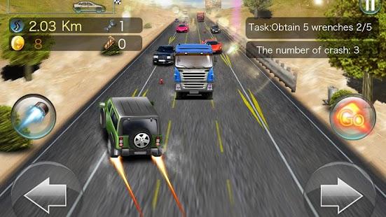 Turbo Rush Racing