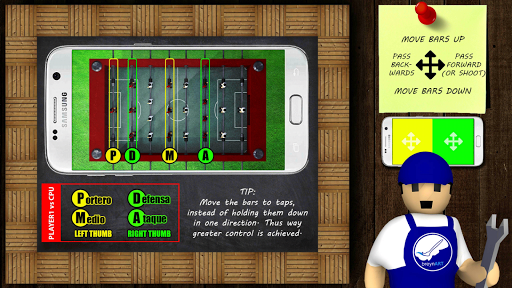 3D Foosball 0.1.1 screenshots 3
