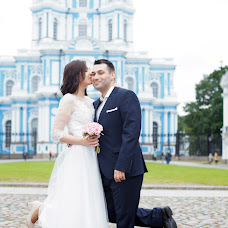 Wedding photographer Alina Sysoenko (AlinaWave). Photo of 29.09.2017
