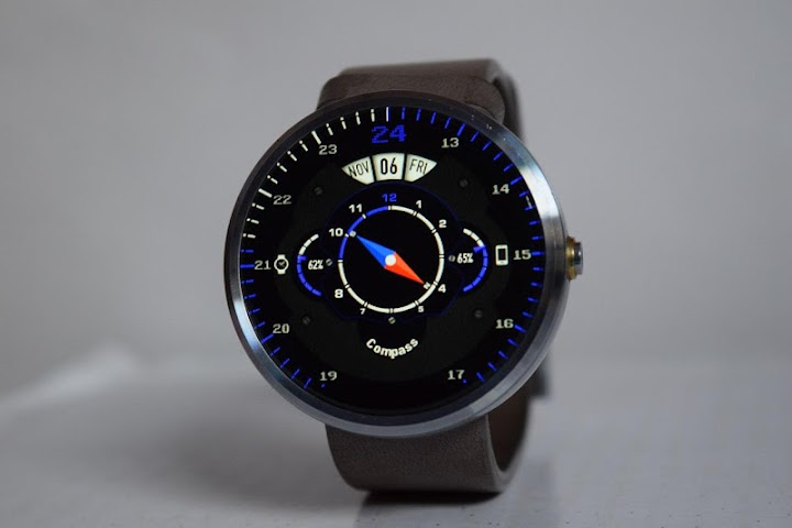 android Phroton Interactive Watch Face Screenshot 4