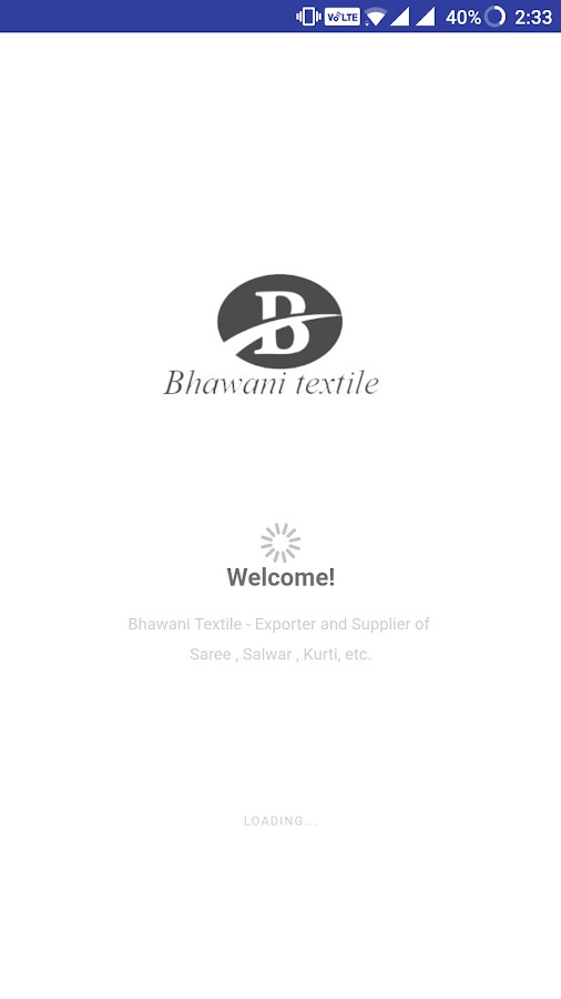 Bhawani Textile- screenshot