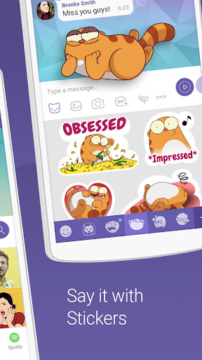 Viber Messenger 9.3.0.6 Screenshots 5