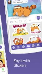 Viber Messenger v9.6.5.1 APK 5