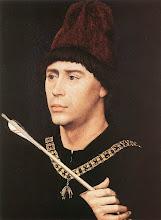 Photo: Portrait of Antony of Burgundy, c. 1461