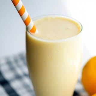 Orange Creamsicle Smoothie.