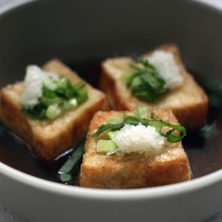 Deep Fried Tofu Recipes